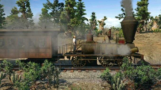 Transport Fever screenshot 1