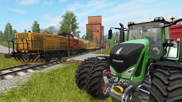 Farming Simulator 17 reloaded