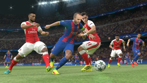 Pro Evolution Soccer 2017 juego full pc