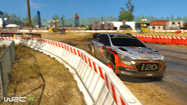 WRC 6 FIA World Rally Championship Free Download
