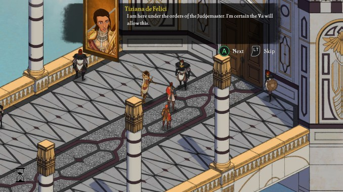 Masquerada: Songs and Shadows screenshot 2