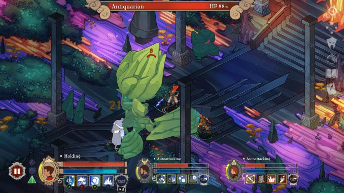 Masquerada: Songs and Shadows screenshot 3