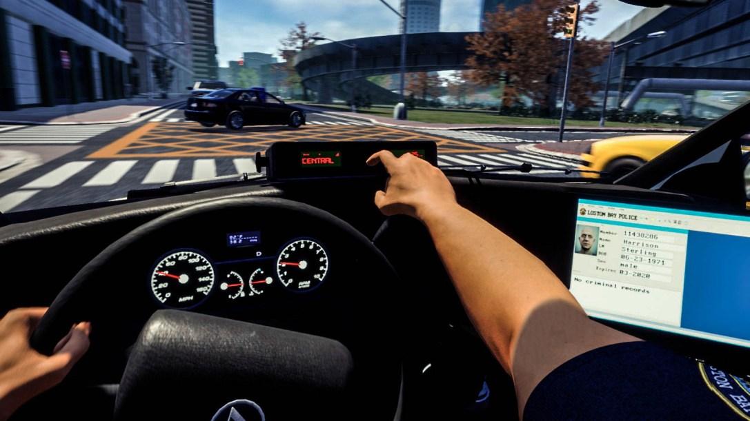 Police Simulator: Patrol Duty  PREVIEW