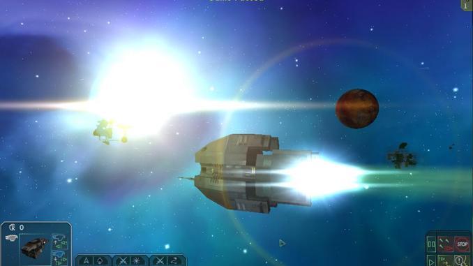Star Wolves screenshot 1