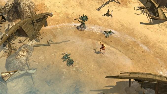 Titan Quest Anniversary Edition screenshot 2