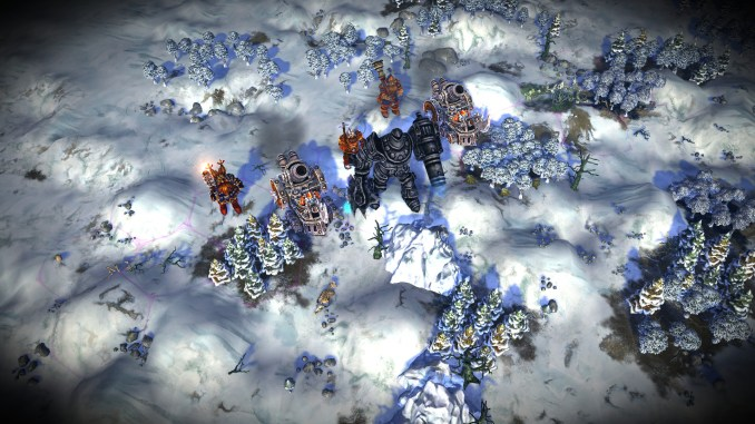 Eador. Imperium screenshot 2