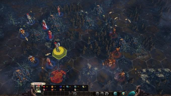 Eador. Imperium screenshot 3