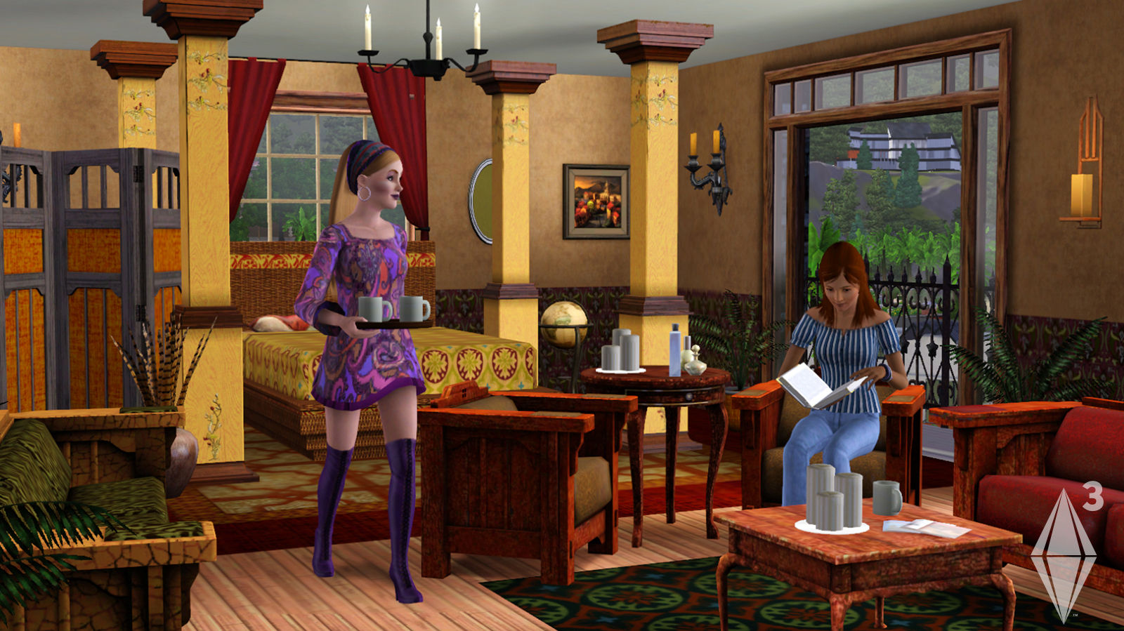 Sims 3 downloads free
