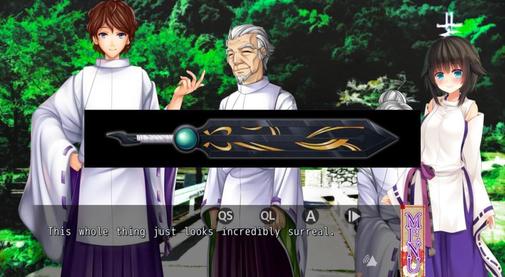 Ne no Kami The Two Princess Knights of Kyoto