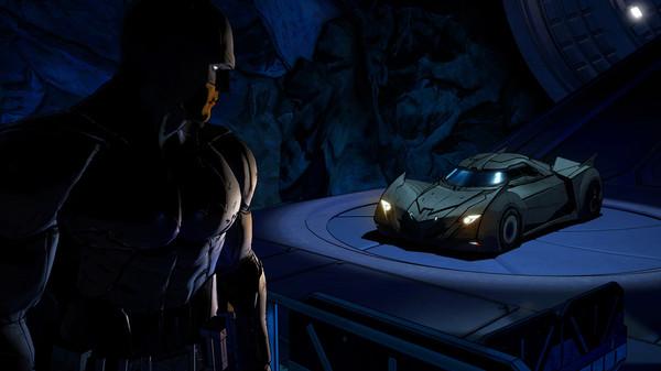 Batman Episode 1-CODEX