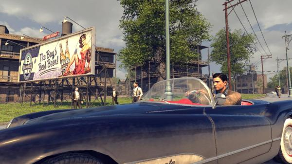 MAFIA II MULTi8 PC-PLAZA