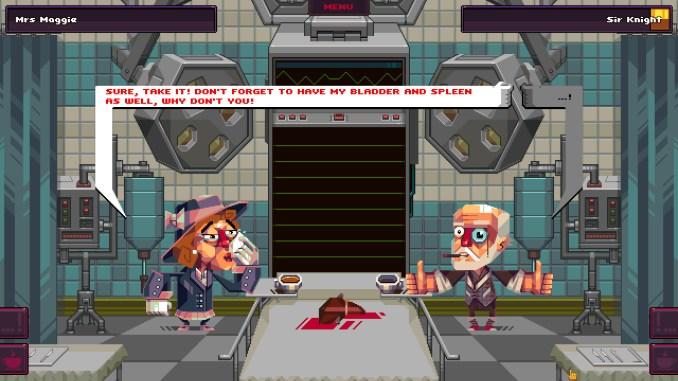 Oh...Sir!! The Insult Simulator screenshot 3