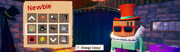 Unbox Newbies Adventure-CODEX-96 - Game Screenshot