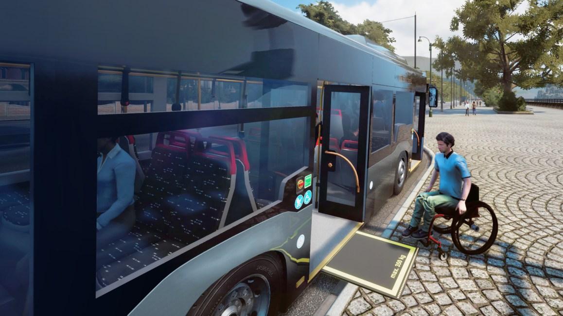 Bus Simulator 18  PREVIEW