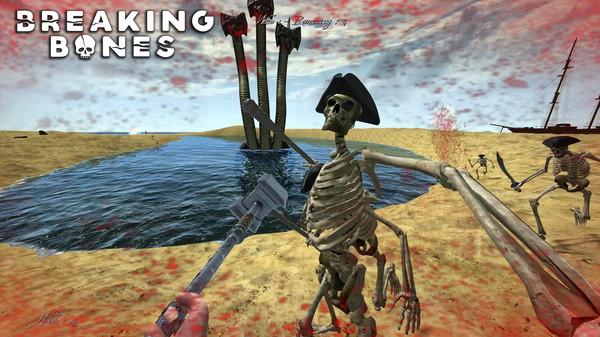 Breaking Bones-PLAZA