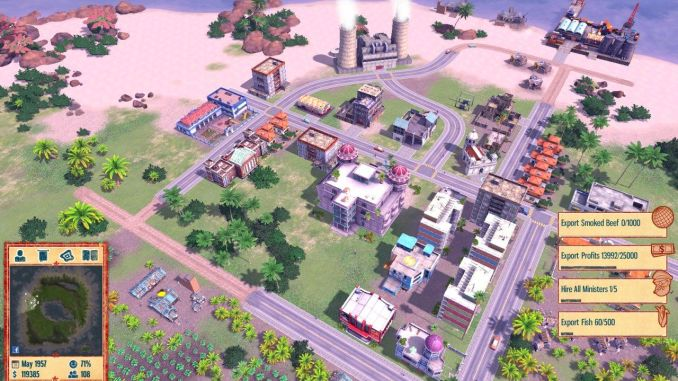 Tropico 4 + Complete DLC Pack screenshot 1