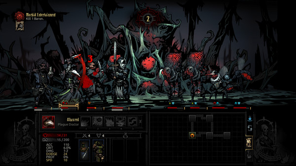 Darkest Dungeon®: The Crimson Court Free Download