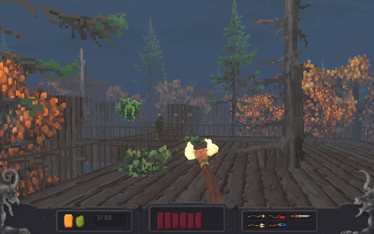 Autumn Night 3D Shooter Free Download