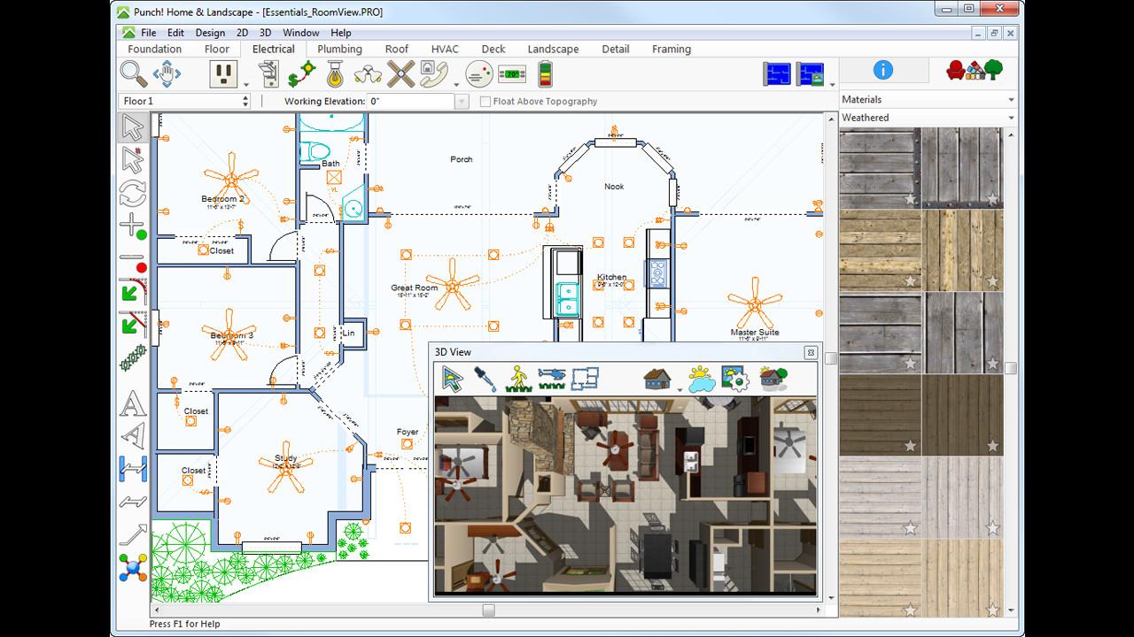 Download Punch! Home U0026amp; Landscape Design Essentials V19 Cracked   Upload  To GoogleDrive,
