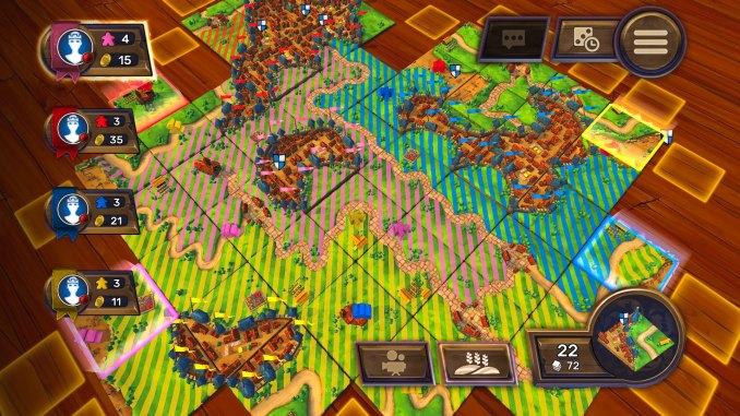 Carcassonne - Tiles & Tactics screenshot 3