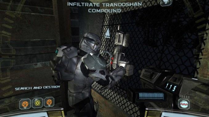 Star Wars: Republic Commando screenshot 2