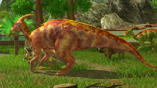 Wildilfe Park 3 - Dino Invasion Free Download