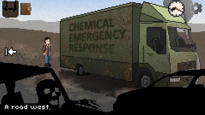 Don't Escape: 4 Days to Survive screenshot 2
