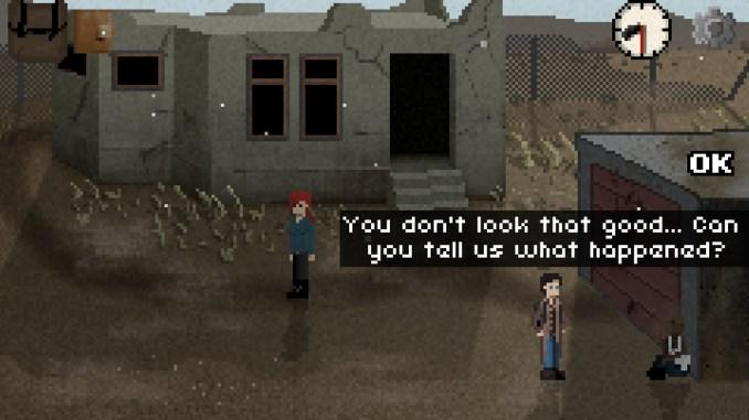 Don't Escape: 4 Days to Survive screenshot 1