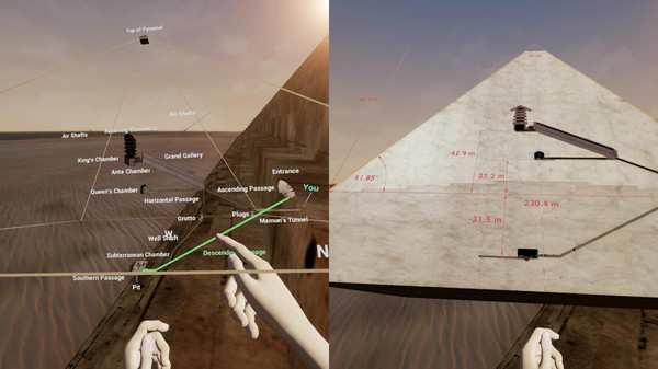Great Pyramid VR Free Download