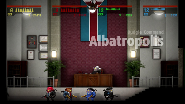 Rocketbirds 2: Mind Control Free Download