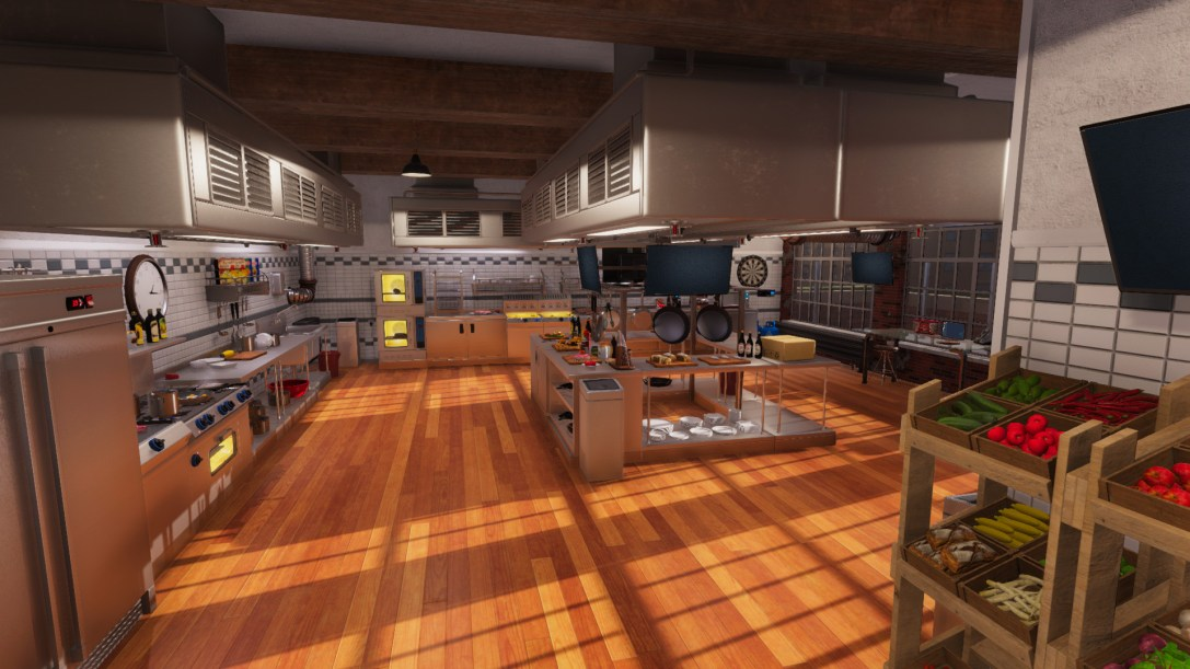 Cooking Simulator  PREVIEW