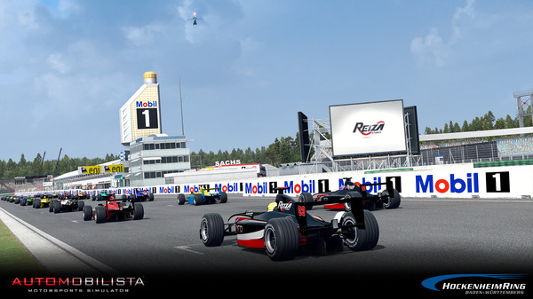 Legendary Tracks Part 3: Hockenheim