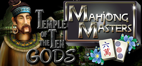 MAHJONG MASTERS TEMPLE OF THE TEN GODS