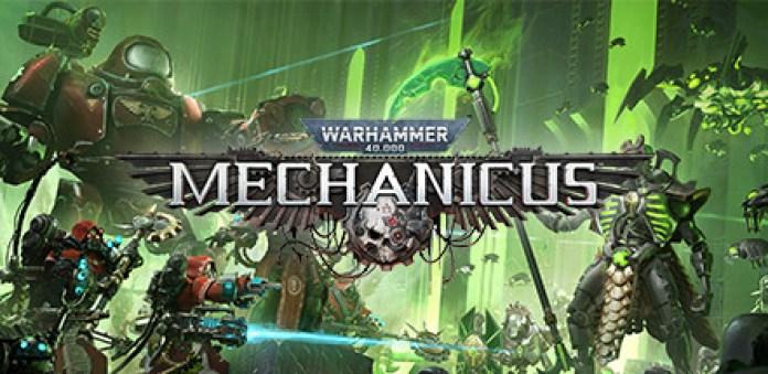 Warhammer 40,000: Mechanicus on Steam