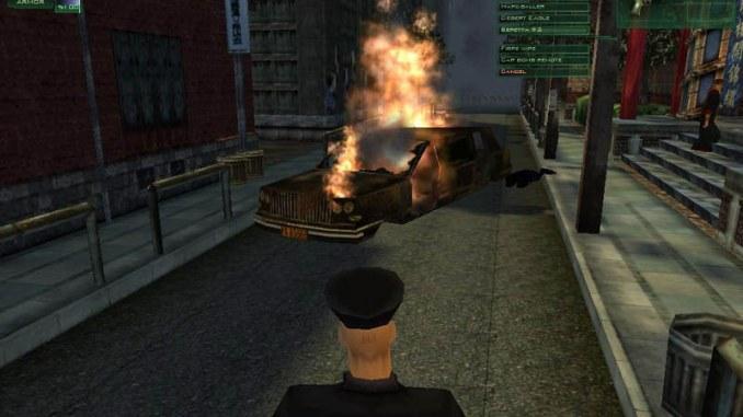 Hitman: Codename 47 screenshot 2
