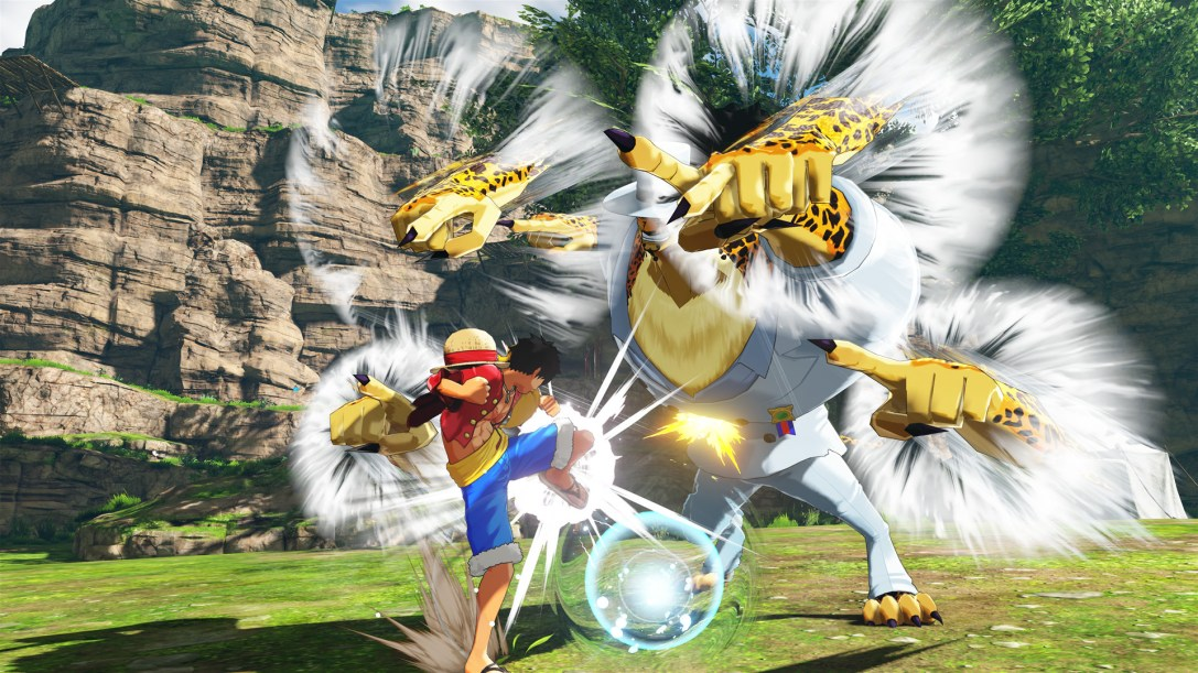 ONE PIECE World Seeker  PREVIEW