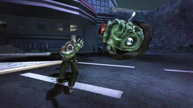 Stubbs the Zombie in Rebel Without a Pulse screenshot 3