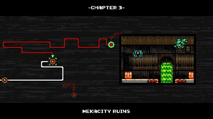 Cyber Shadow screenshot 2