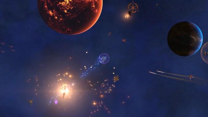 Starcom: Nexus screenshot 2