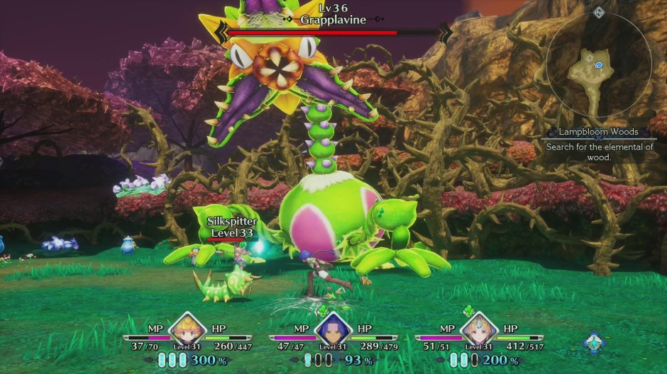 Trials of Mana on Steam