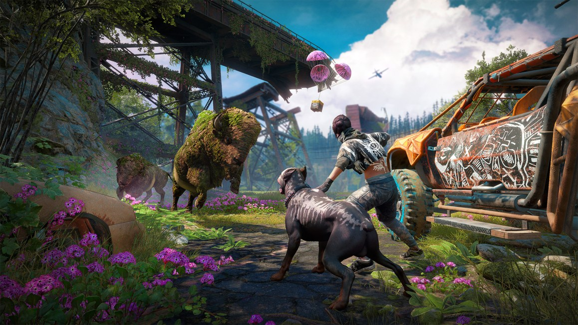 Far Cry® New Dawn  PREVIEW