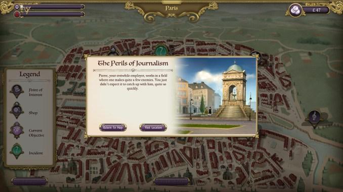 Ambition: A Minuet in Power screenshot 2