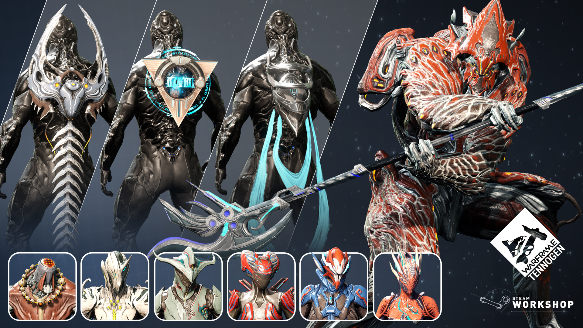 The Index Preview Warframe