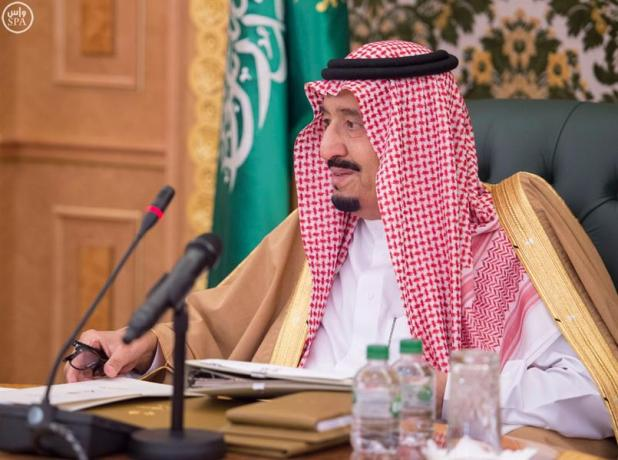 خادم الحرمين: مؤسسة الملك فهد تحمل اسم ملك أفتخر به كأخ ووالد وقائد