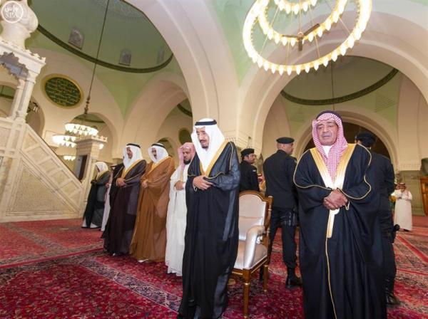 خادم الحرمين الشريفين يزور مسجد قباء