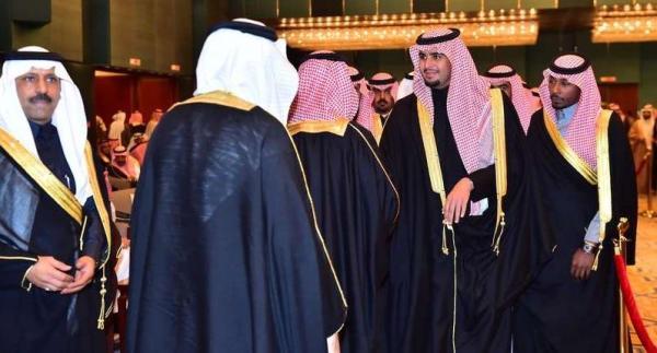 """حفل زواج الأمير """"فهد بن عبدالرحمن"""""""