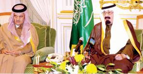 الفقيد إلى جوار الملك عبدالله بن عبدالعزيز رحمهما الله