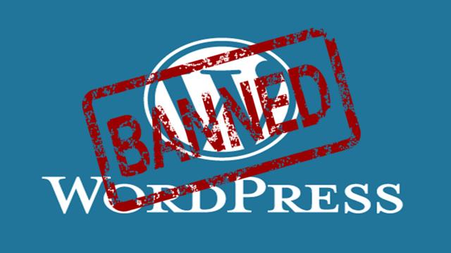 wordpress blocked pakistan2