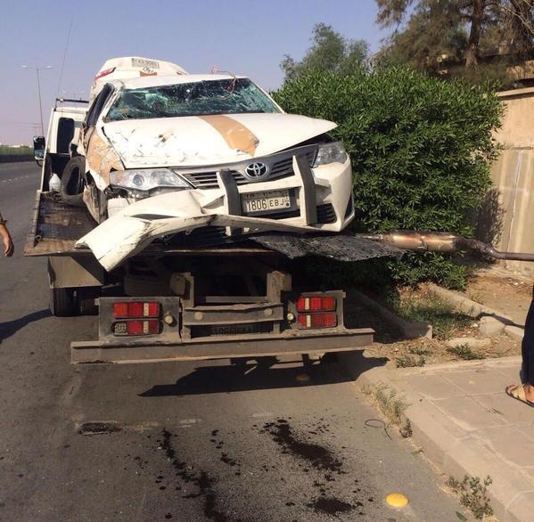 وفاة العقيد الأزوري في حادث مروري
