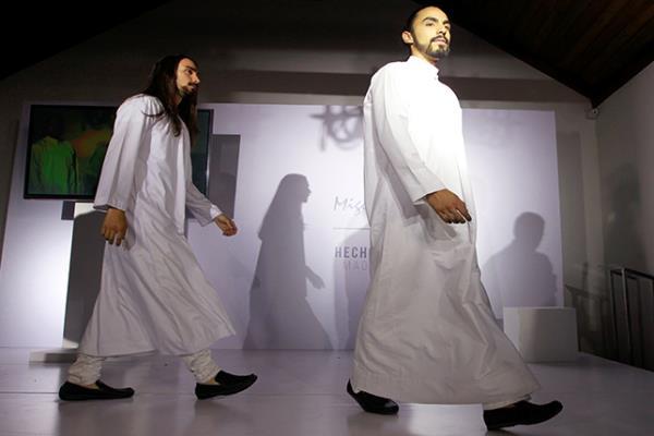 ثوب سعودي مضاد للرصاص